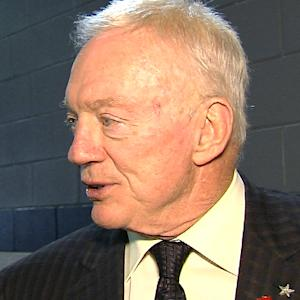 Dallas Cowboys owner Jerry Jones: 'This was not our best outing'
