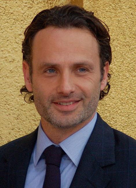 'The Walking Dead' - 5 Things You May Not Know About Andrew Lincoln