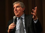 Marvin Hamlisch, the composer behind a string of Broadway and Hollywood hits, pictured in 2009, has died, his publicist said Tuesday. He was 68
