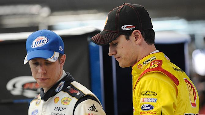 Penske penalties could hit Logano hardest