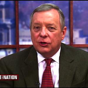 "Dick Durbin: Obama ""on the right track"" in fight against ISIS"