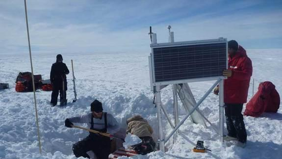 Breaking the Ice: Earthquakes Trigger Antarctic 'Icequakes'