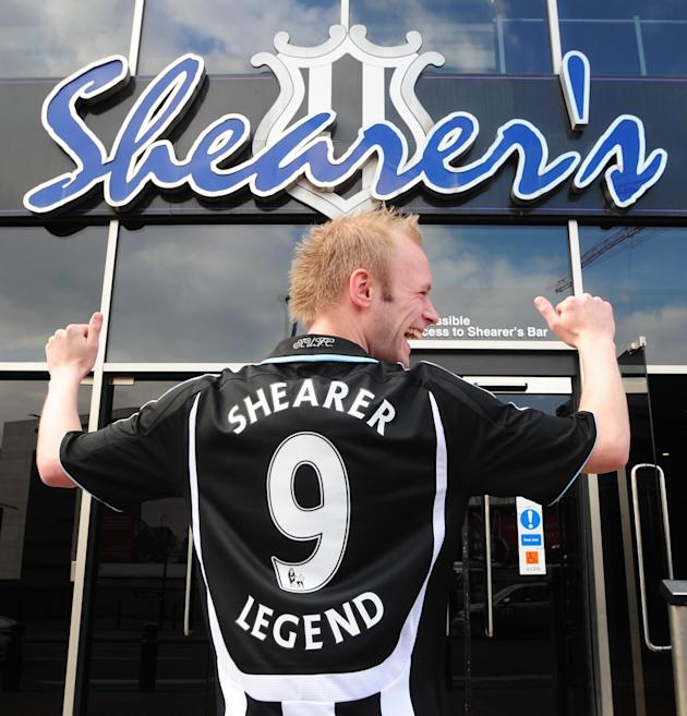 Soccer - Shearers Bar Filer