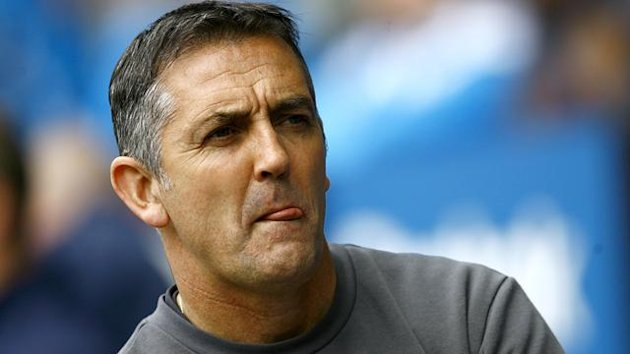 Owen Coyle while at Bolton (PA Sport