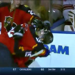 Scottie Upshall Goal on Mike Smith (10:56/3rd)