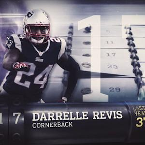 'Top 100 Players of 2015': No. 17 New York Jets cornerback Darrelle Revis