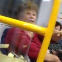 Train Passenger Stands Up For Muslim Woman Against Racist Rant