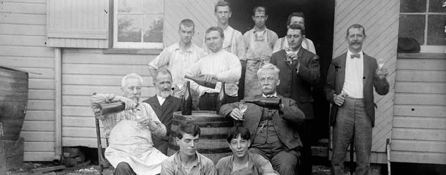 How booze helped build America
