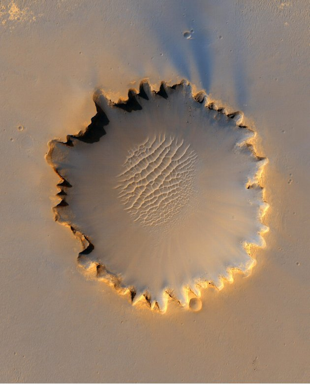 The surface of Mars, the 'Red Planet' RTR1KDGH_164121