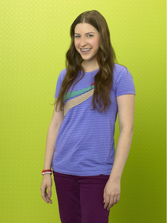 "Eden Sher in the ABC series ""Hank"""