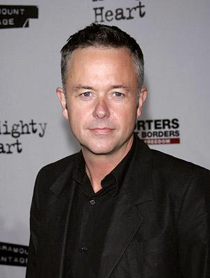 Director Michael Winterbottom at the New York premiere of Paramount Vantage's A Mighty Heart