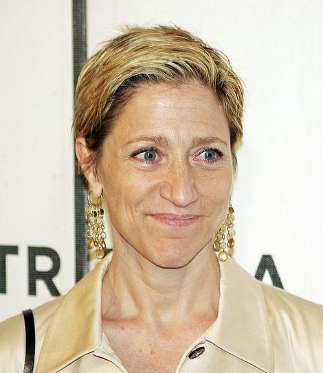Actress Edie Falco talks about adoption.