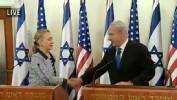 Clinton on Mideast Ceasefire: 'America's Commitment to Israel's Security Is Rock Solid'