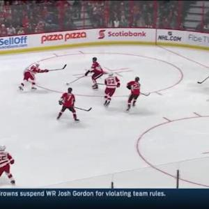 Craig Anderson Save on Pavel Datsyuk (03:19/2nd)
