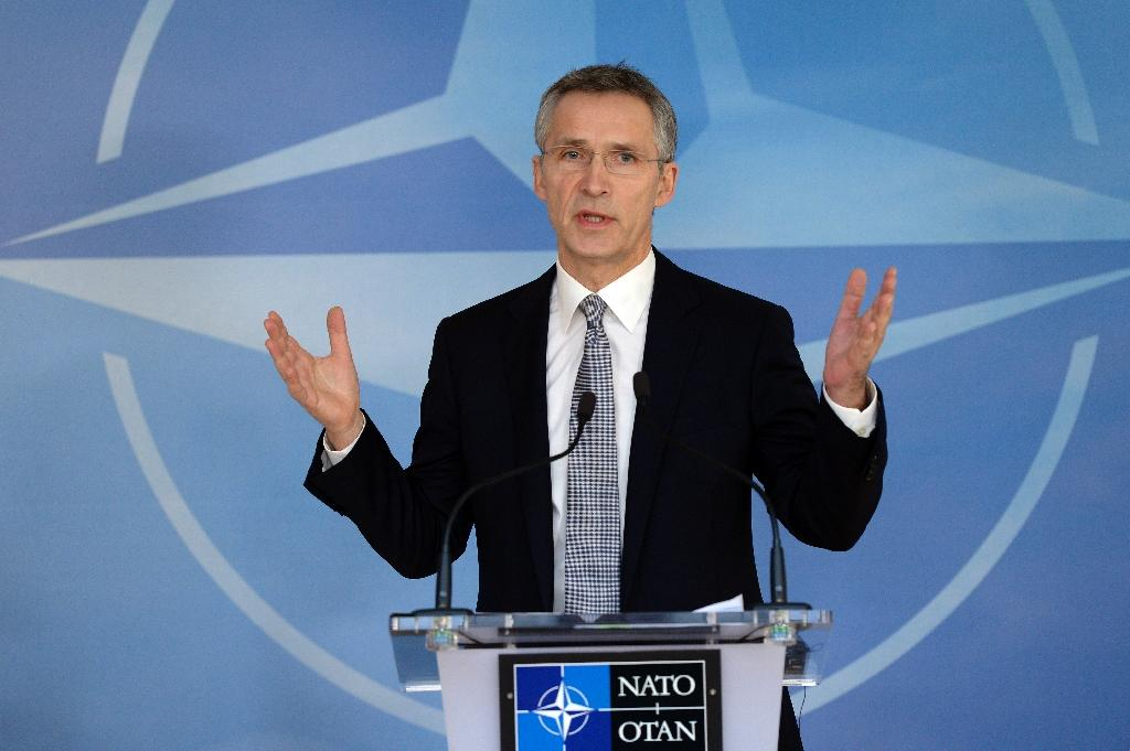 NATO sends 'clear signal' to Russia with eastern presence