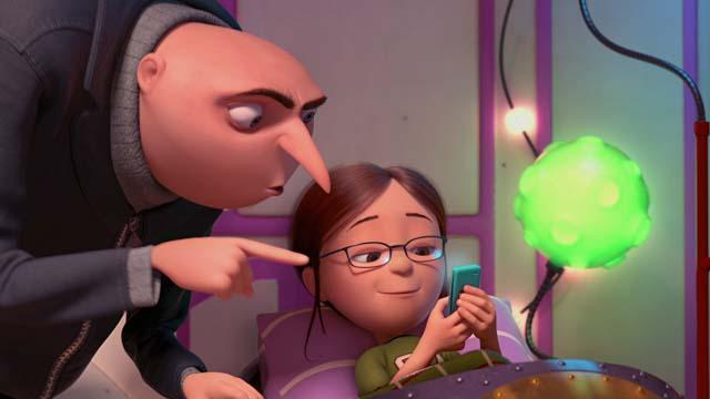 Despicable Me 2 - Guru Says Goodnight to the Girls