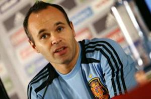 Emotional Iniesta looking forward to Albacete return