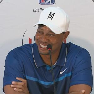 Tiger Woods comments on his late father before Hero World Challenge