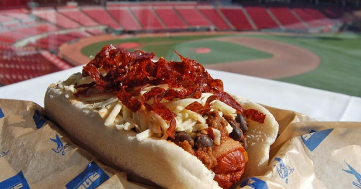 17 Awesome Stadium Foods