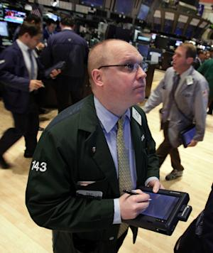 Plunge in consumer confidence sends stocks lower