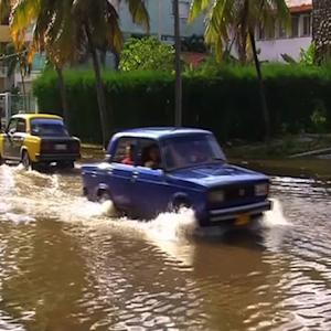 Havana flooded after three days of torrential rain