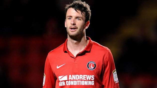 Charlton Athletic's Dan Seaborne