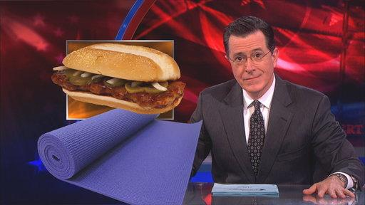 Thought for Food: Ban On Trans Fats & McDonald's McRib Mystery