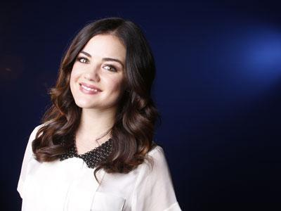 Lucy Hale Teases 'Pretty Little Liar' Return