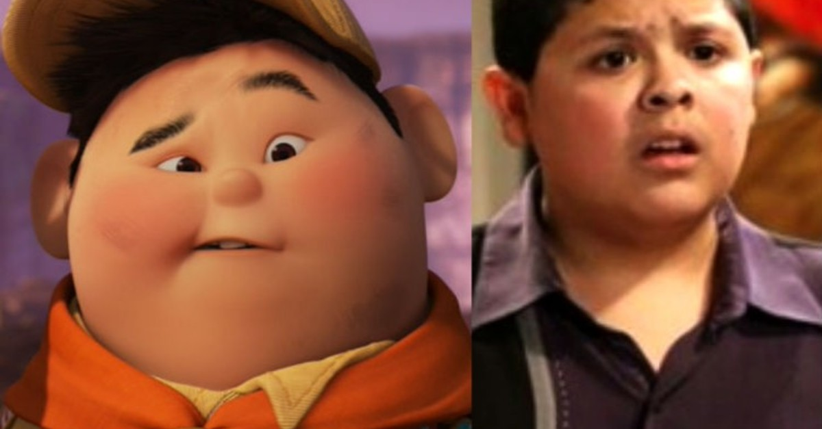 Famous Cartoon Characters Brought To Life!