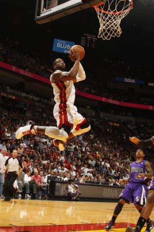 Heat streak at 7 after beating Kings 120-108