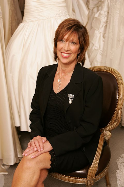 Joan, director of sales at Kleinfeld Bridal, on &quot;Say Yes to the Dress.&quot; 