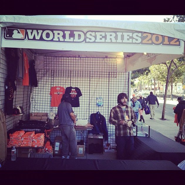 Yahoo! Sports at World Series