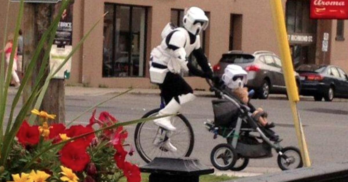 13 Nerdy Parents Passing On Their Nerdiness