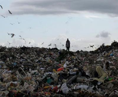 Kisah Tukang Sampah Indonesia di Stasiun Televisi Inggris