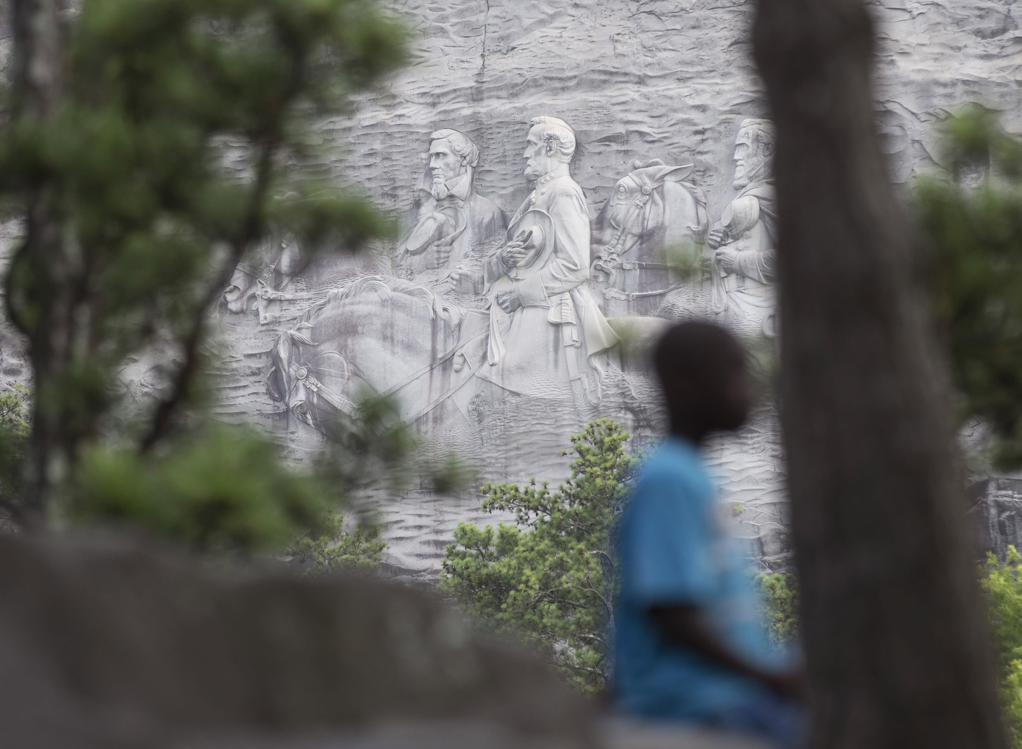 Monument to honor King planned for Georgia's Stone Mountain