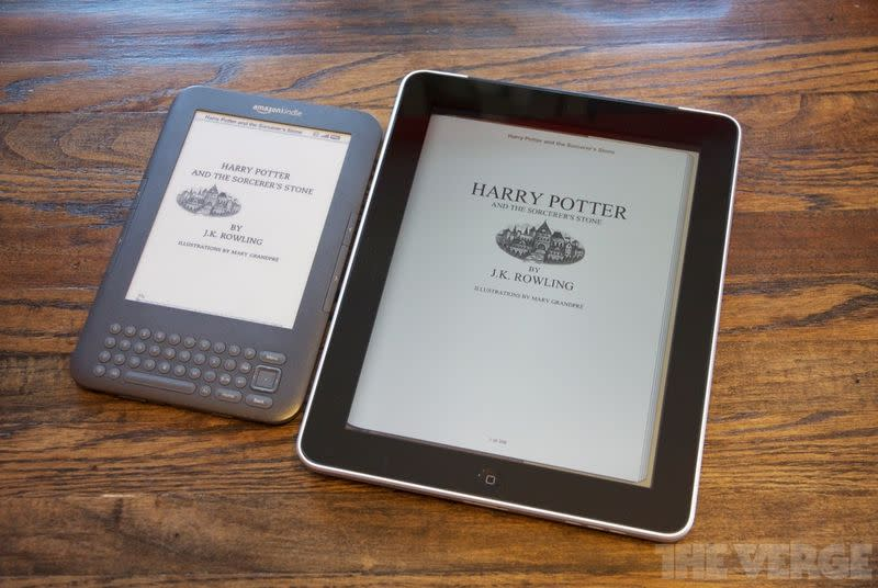 An Oyster subscription now gets you the entire Harry Potter series