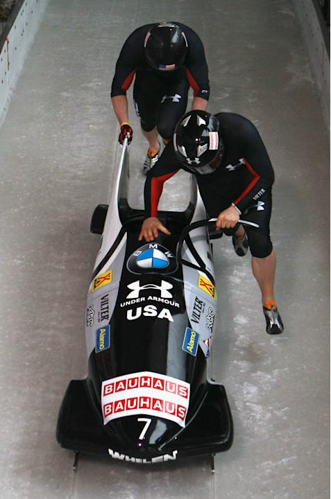 FIBT World Championship - Two Man Bobsleigh