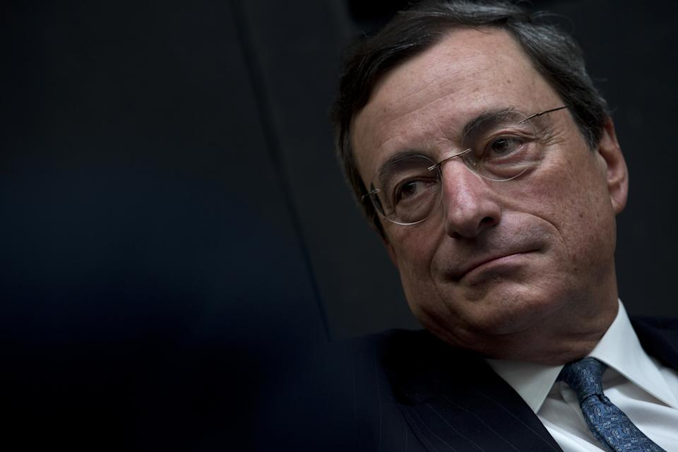 ECB's Draghi urges speedy banking union