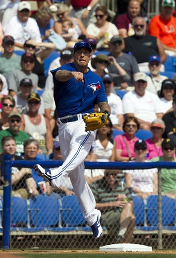 Lawrie drives in 4 runs, Blue Jays beat Pirates