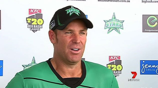 Warnie still open to Test comeback