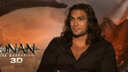 Conan the Barbarian - Jason Momoa