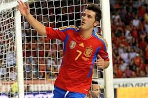 'The national team are like my family' - David Villa hails return to Spain squad