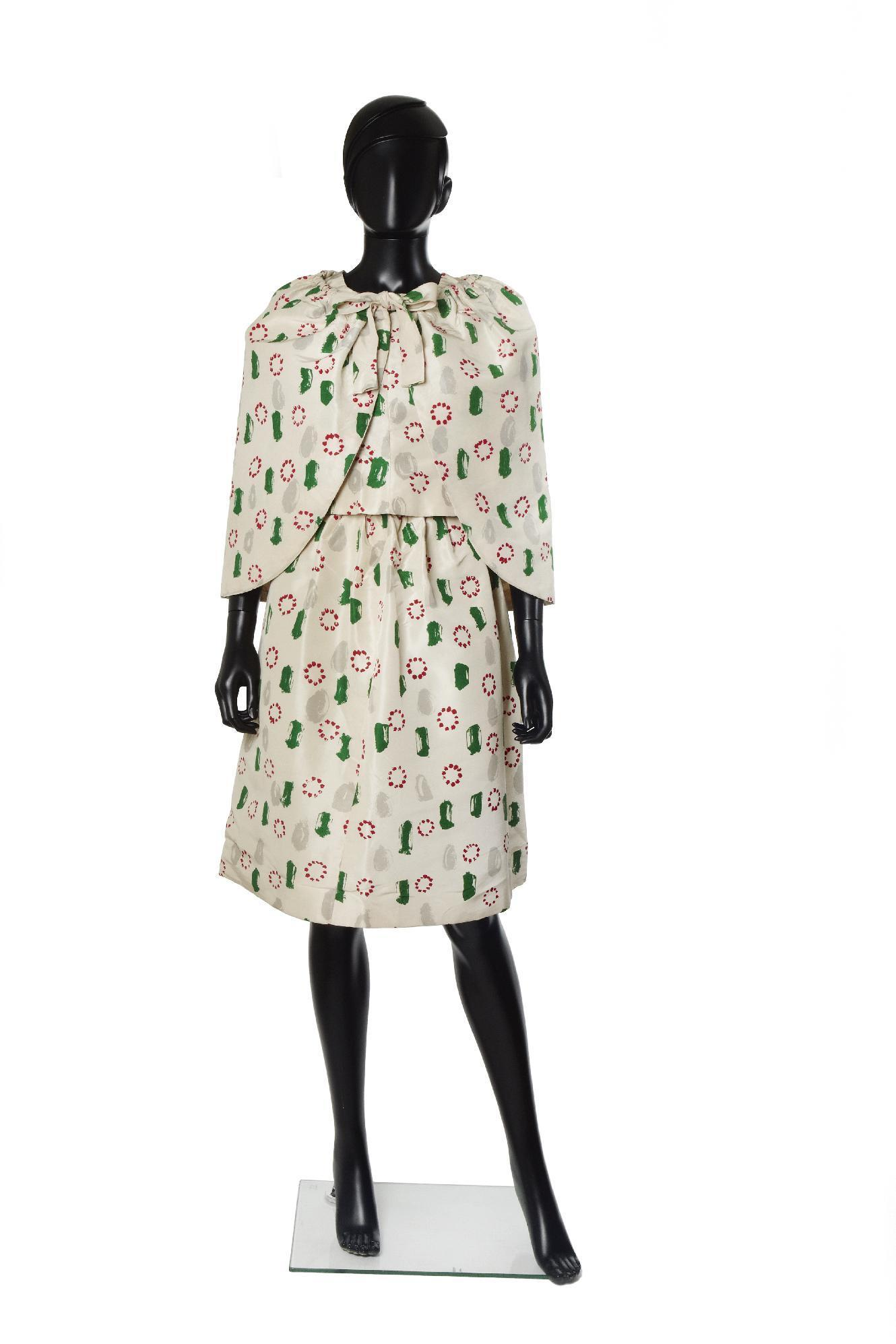 A selection from the Balenciaga archives to be sold at auction