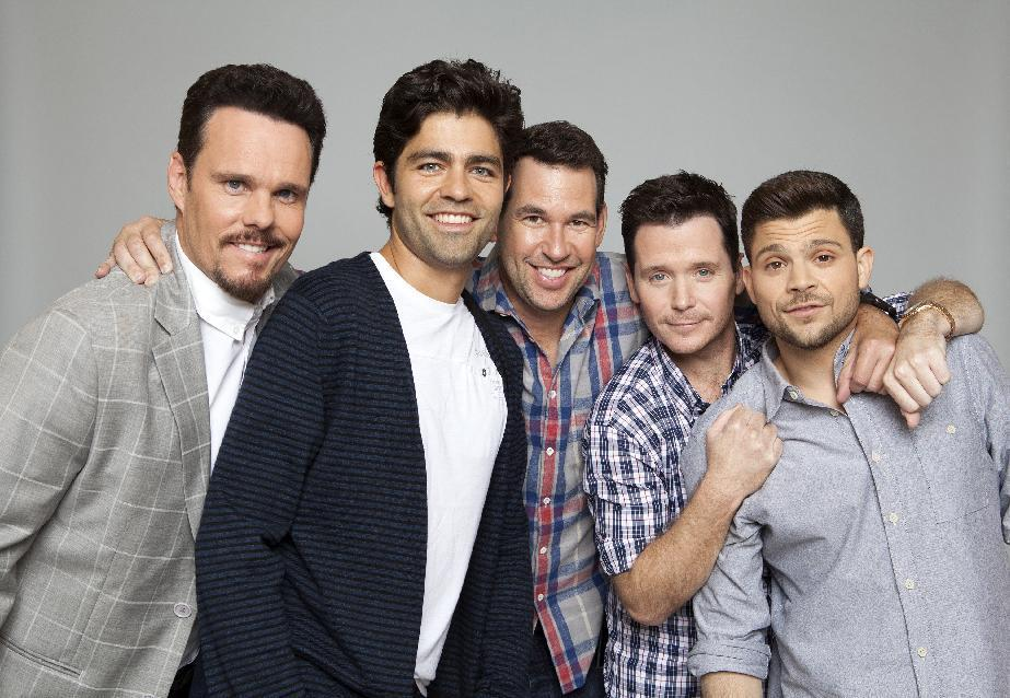 Blurring Hollywood fact and fiction in 'Entourage'