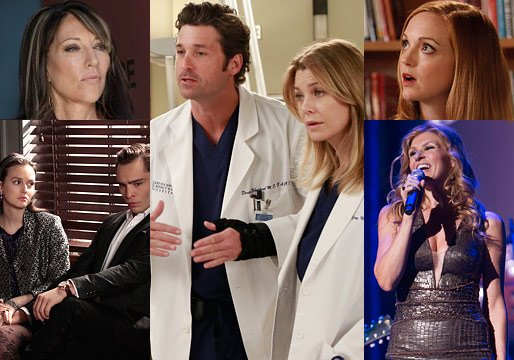 Ask Ausiello: Spoilers on Grey's Anatomy, Gossip Girl, Glee, Sons of Anarchy, NCIS, Suits and More!