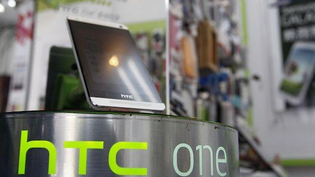 The HTC One Isn't Saving HTC from the Facebook Phone