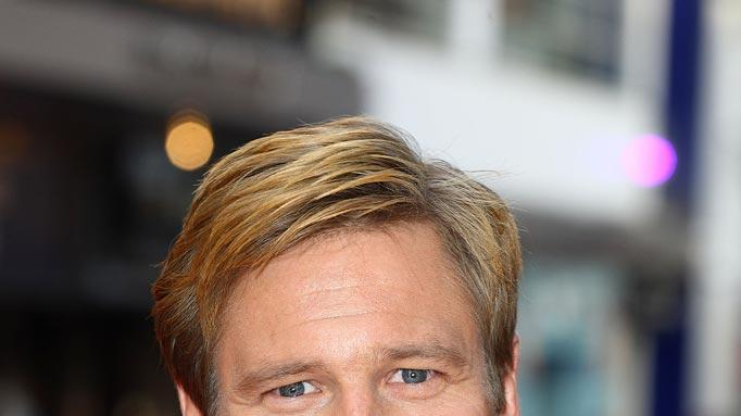The Dark Knight UK Premiere 2008 Aaron Eckhart