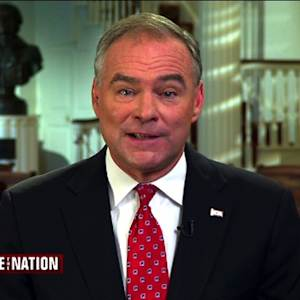 Tim Kaine: Congress should vote on ISIS mission