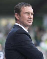 Derek Adams is relishing the visit of Aberdeen to Dingwall