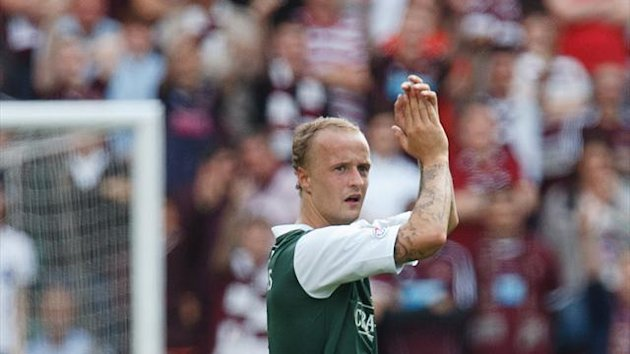 Leigh Griffiths branded Hibs' performance in last year's Scottish Cup final a 'shambles'